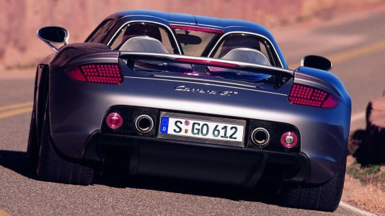 Carrera GT Back