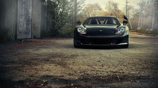 Carrera GT Black