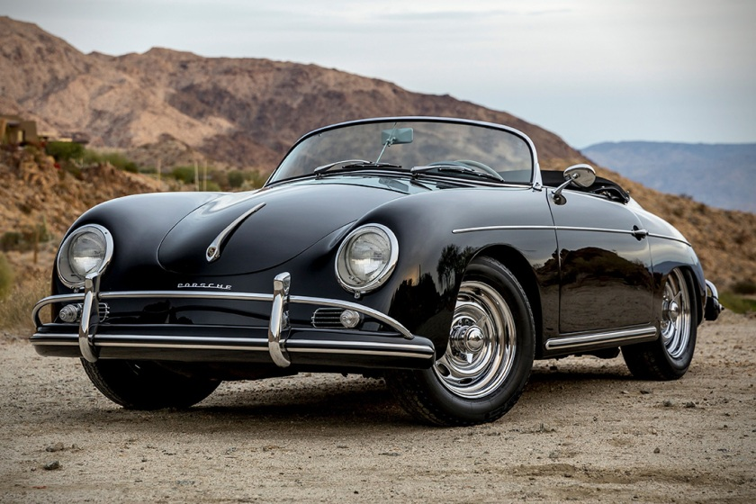 356 Speedster Cover