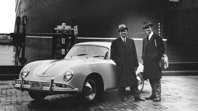 Max Hoffman Porsche