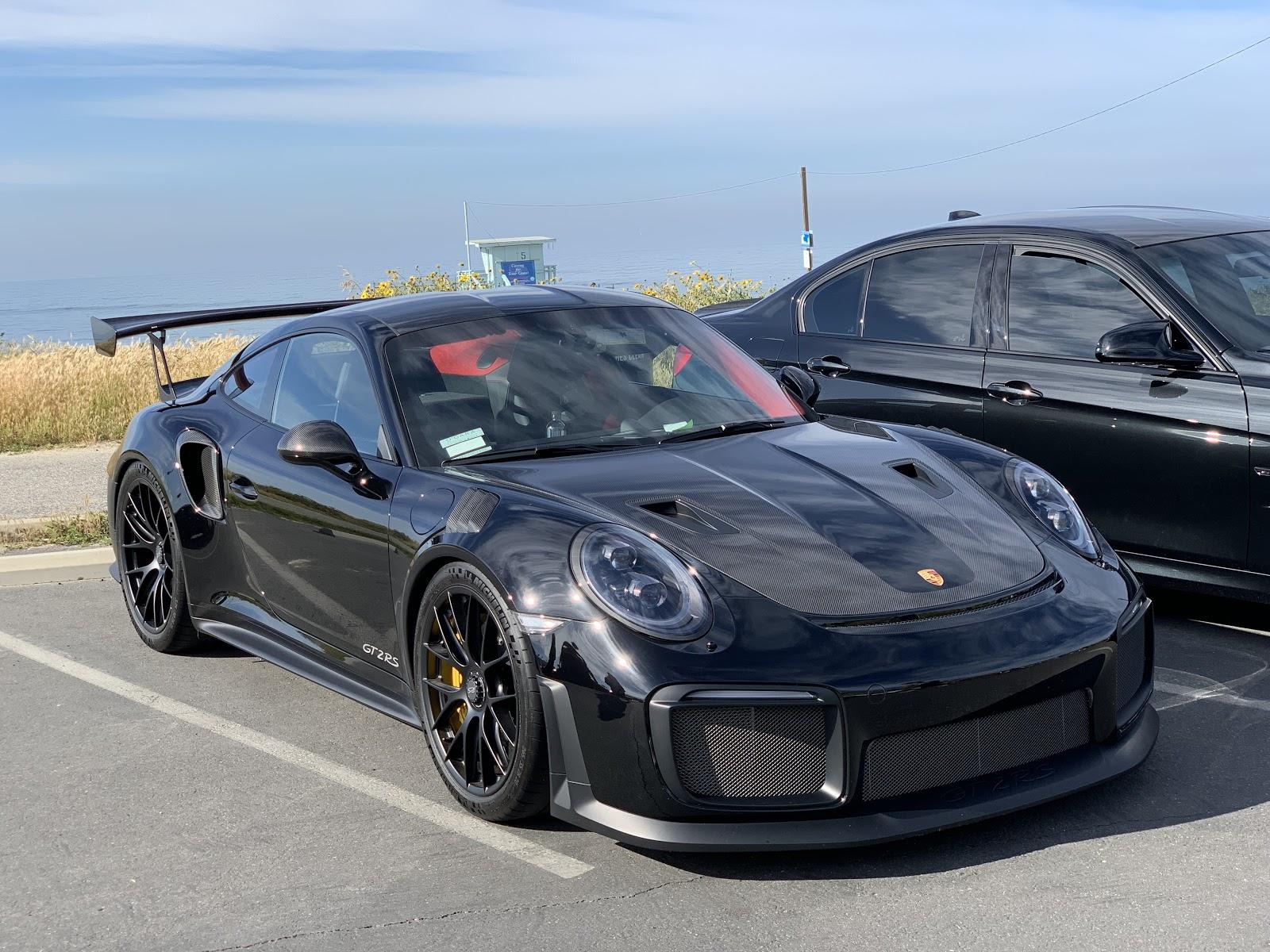 Aero Aero And More Aero The Porsche 911 Gt2rs Mr Rennsport Report