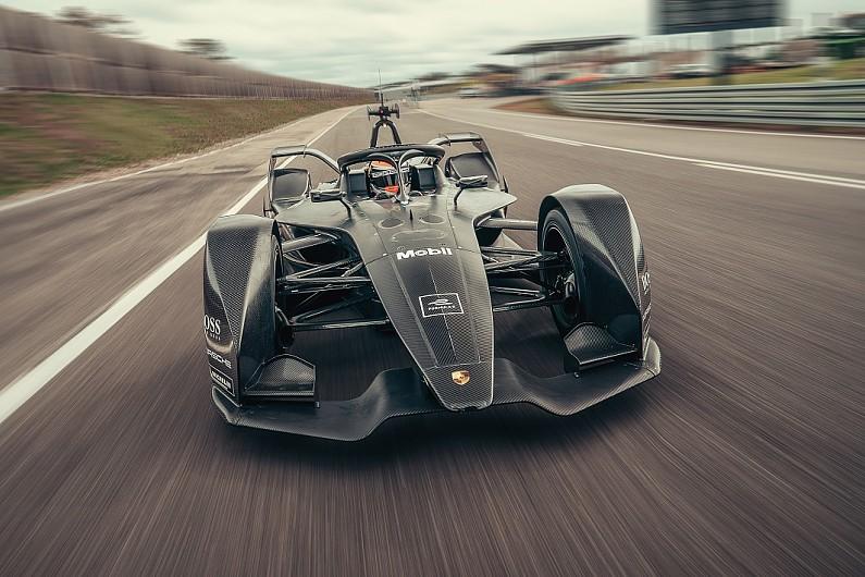 Formula E Cover