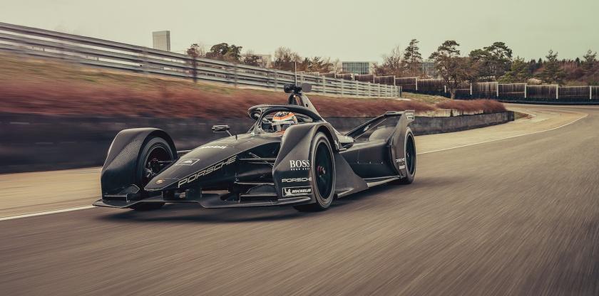 Formula E Side Good