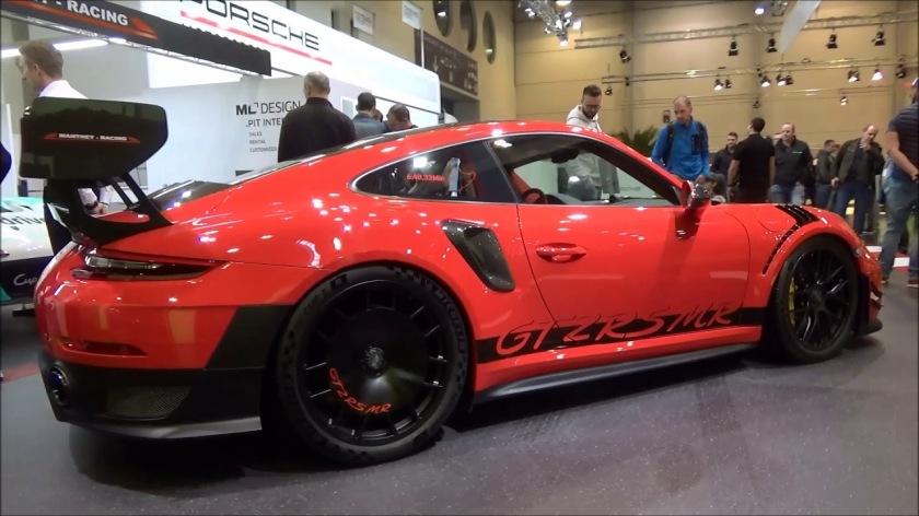 GT2RS MR Side