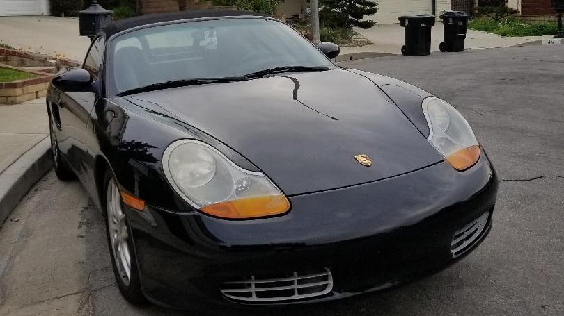 My Boxster