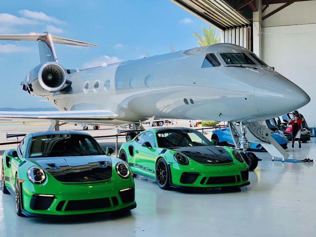 GT3RS Cover