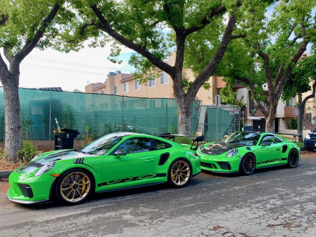 GT3RS Side