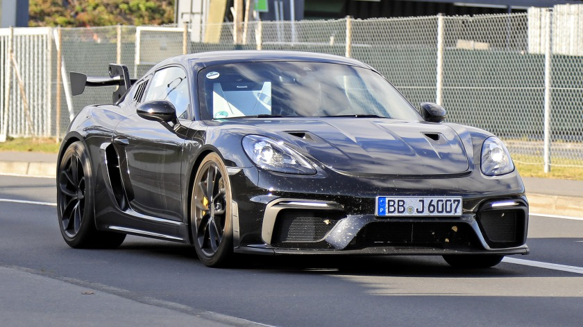 GT4RS 500 1