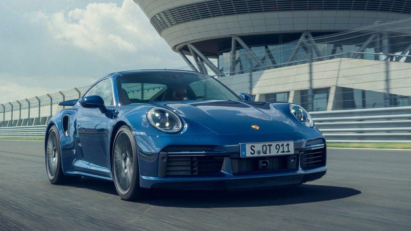 992 Turbo 1