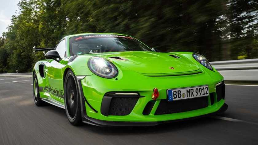 GT3RS MR 1